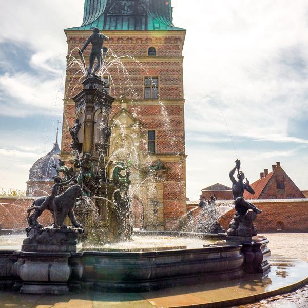 Пригороды Копенгагена - Хиллеред - Фредериксборг