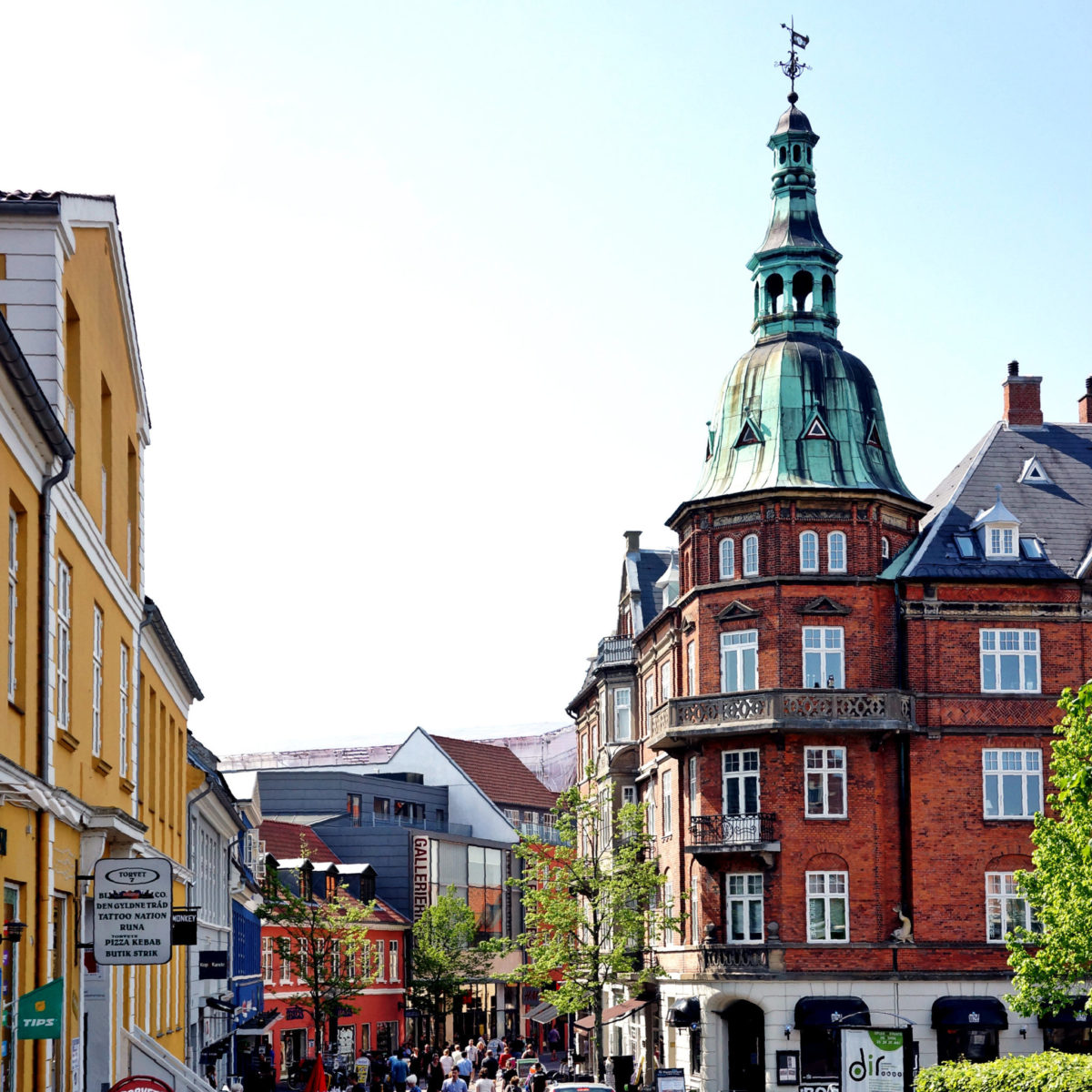 Пригороды Копенгагена - Эльсинор