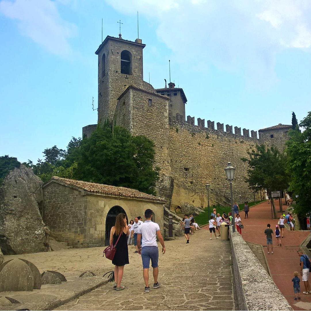 Башни Сан-Марино