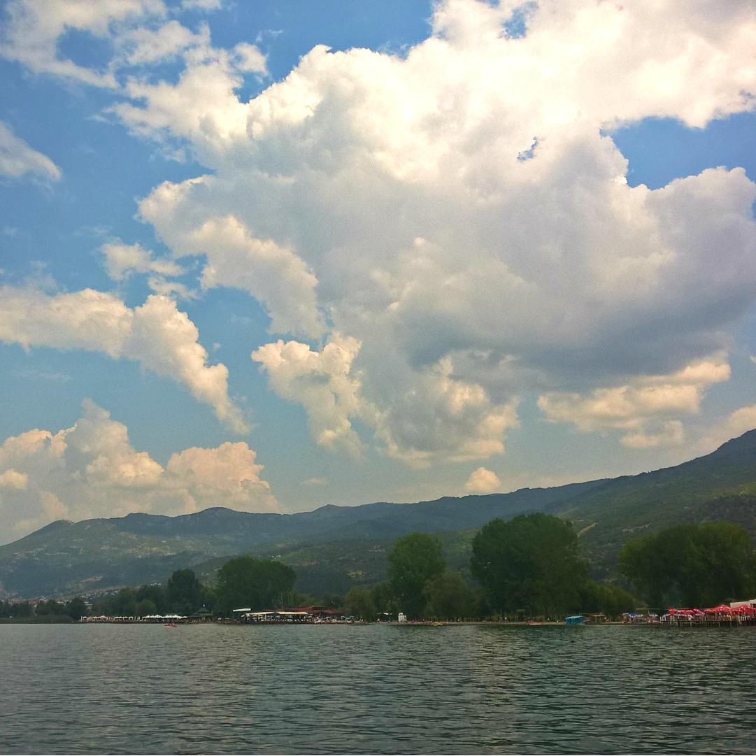 Македония Охрид