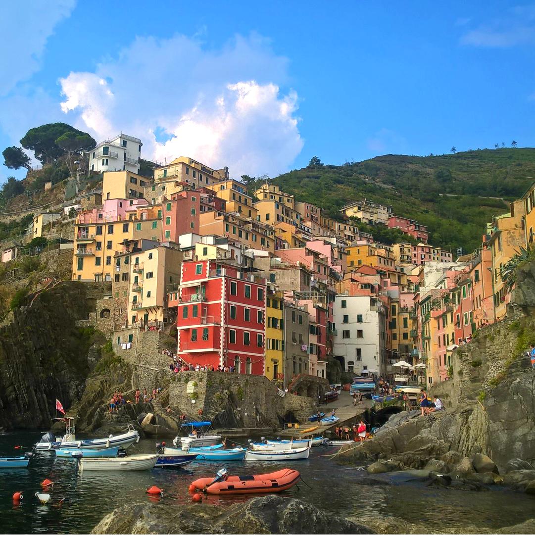 Виды итальянских городков