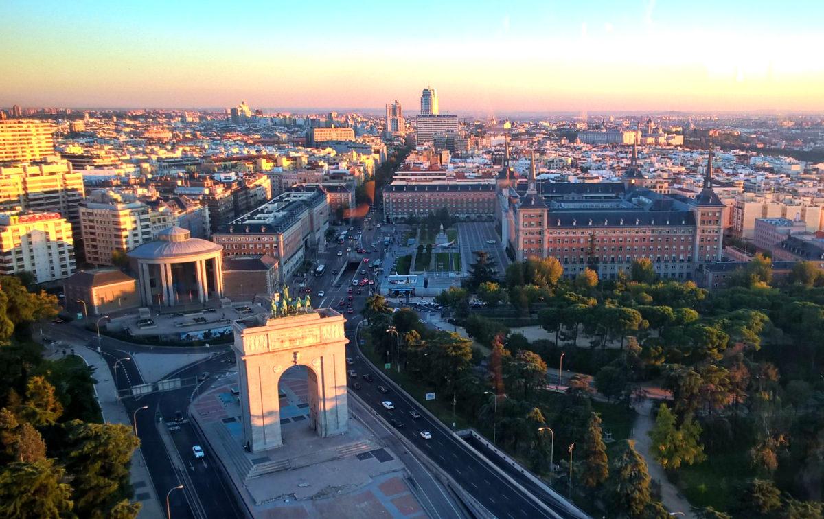 Мадрид за 2 дня