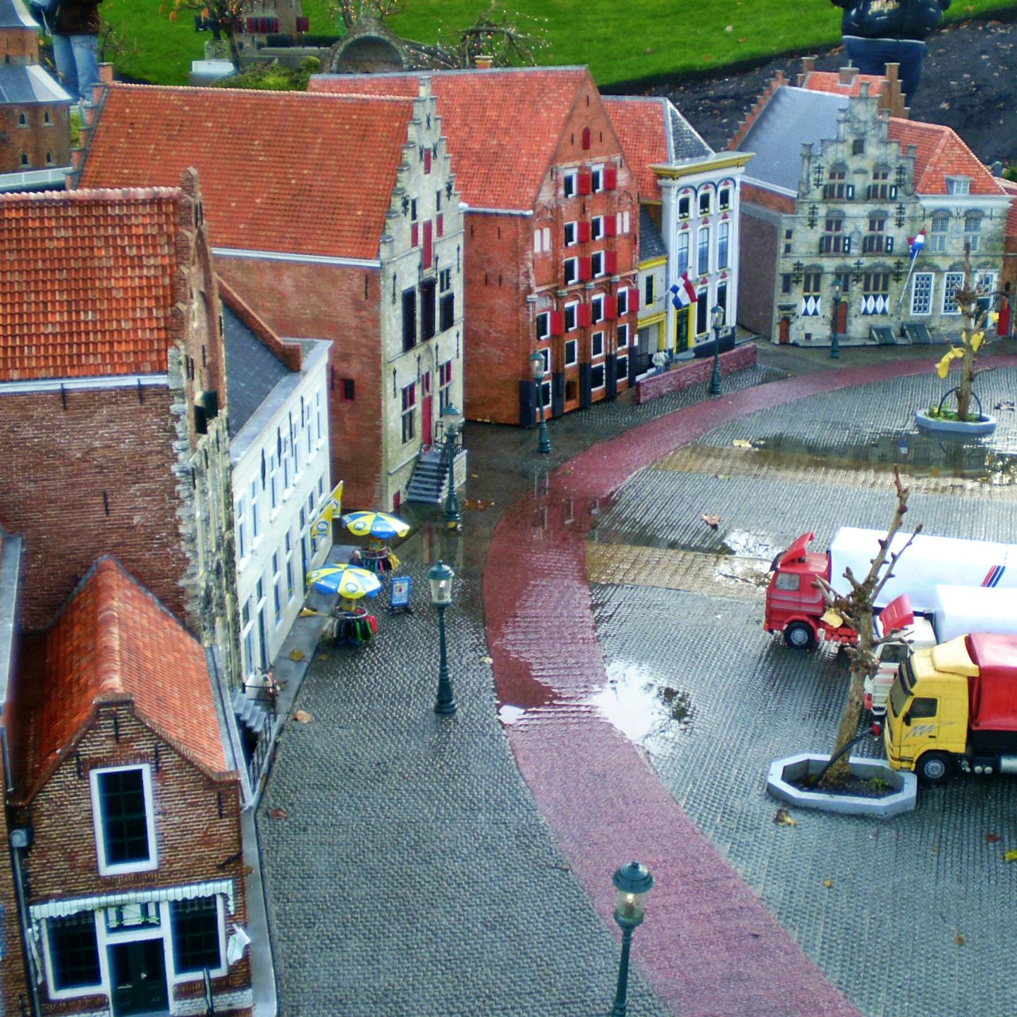 Нидерланды в миниатюре