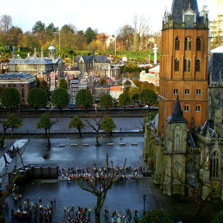 Парк Нидерланды в миниатюре «Мадуродам»