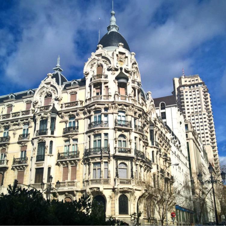 Зимний Мадрид за 2 дня