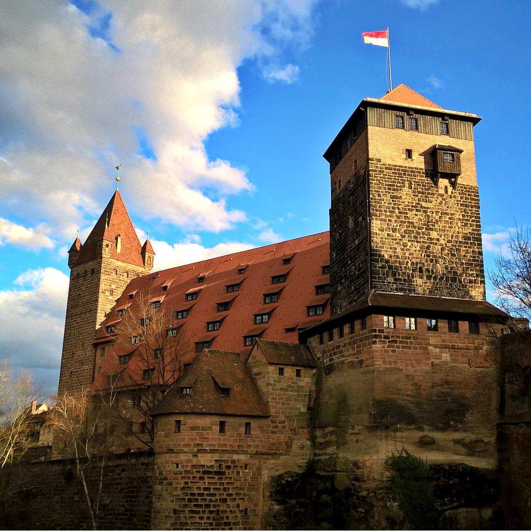 Нюрнберг крепость
