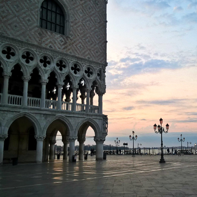 Венеция утром или место, где стоит проснуться до рассвета