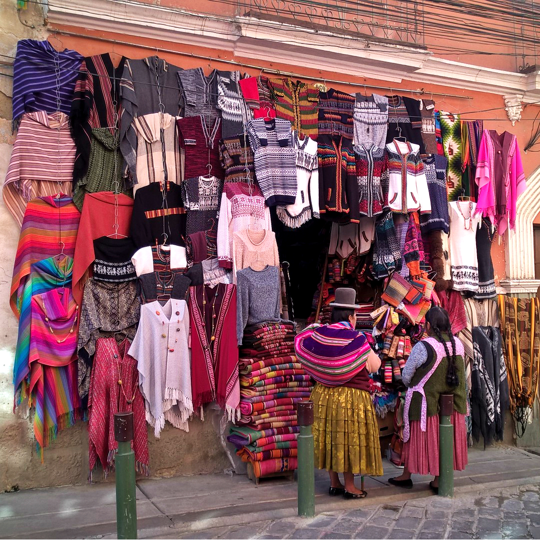 маршрут по Южной Америке - Боливия