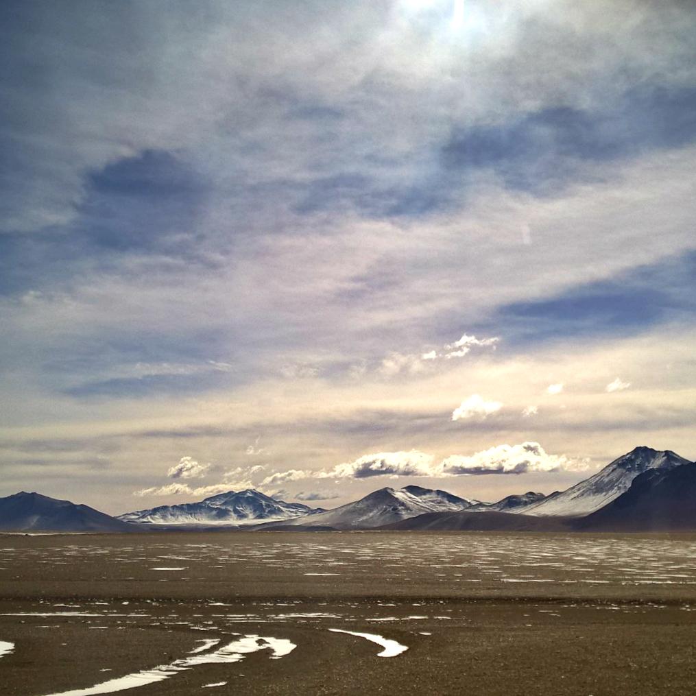 маршрут по Южной Америке - Чили