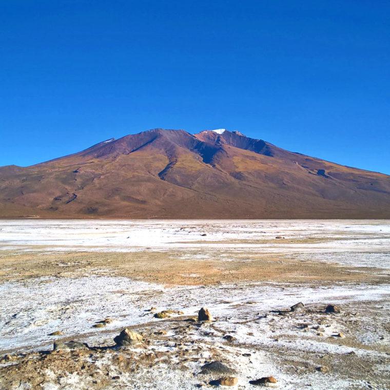Боливийский лагуна-рай или второй день Уюни-тура