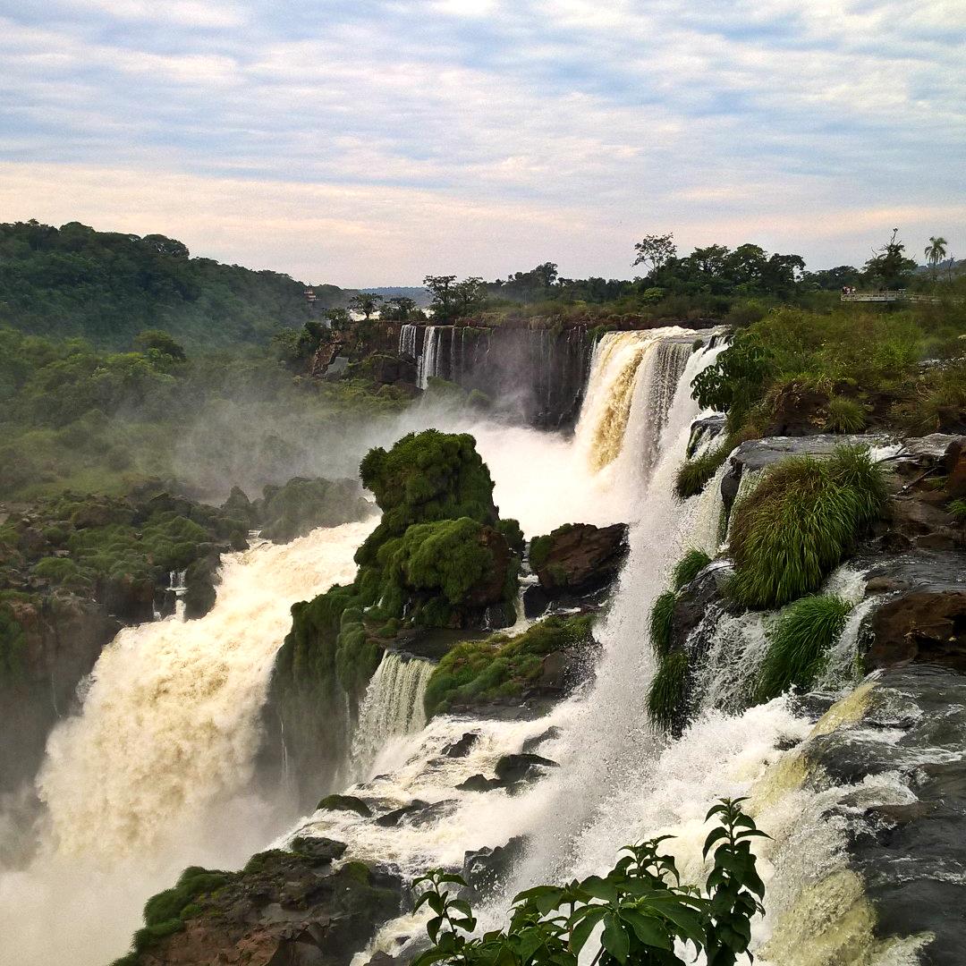 маршрут по Южной Америке - Аргентина
