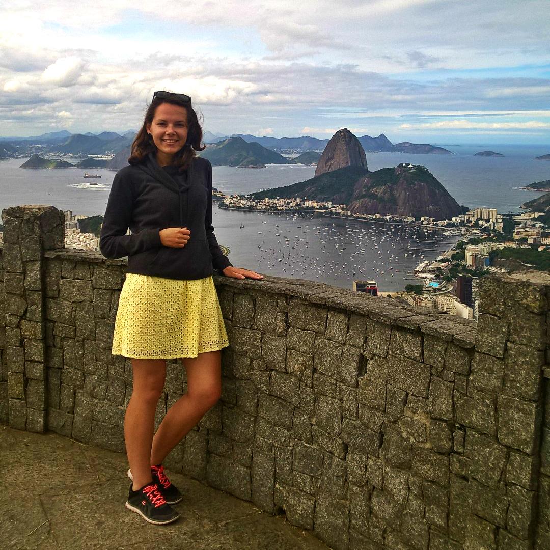 маршрут по Южной Америке - Бразилия