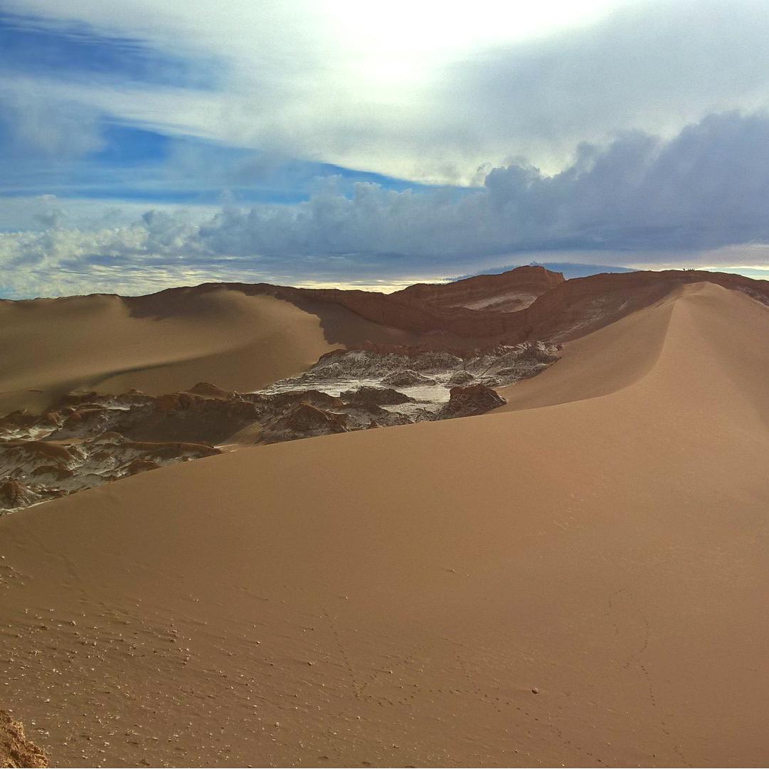 Большая дюна - Лунная долина