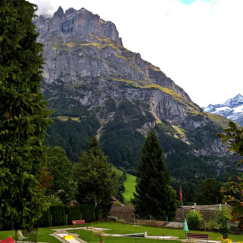 Интерлакен и окрестности или чем заняться в Альпах осенью
