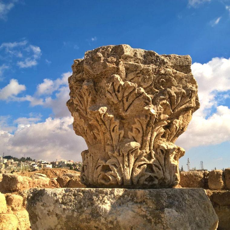 Джераш или богатейший город ближневосточного Декаполиса