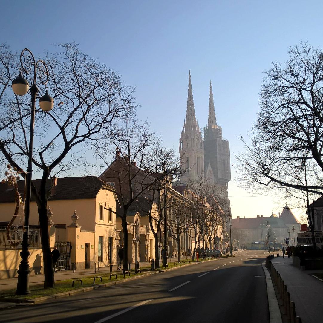 Загреб - Кафедральный собор
