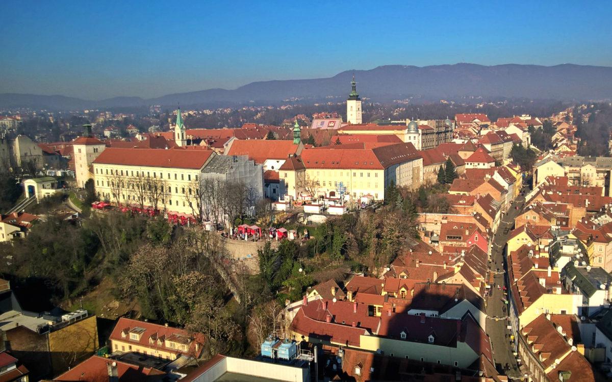 Загреб - Старый город