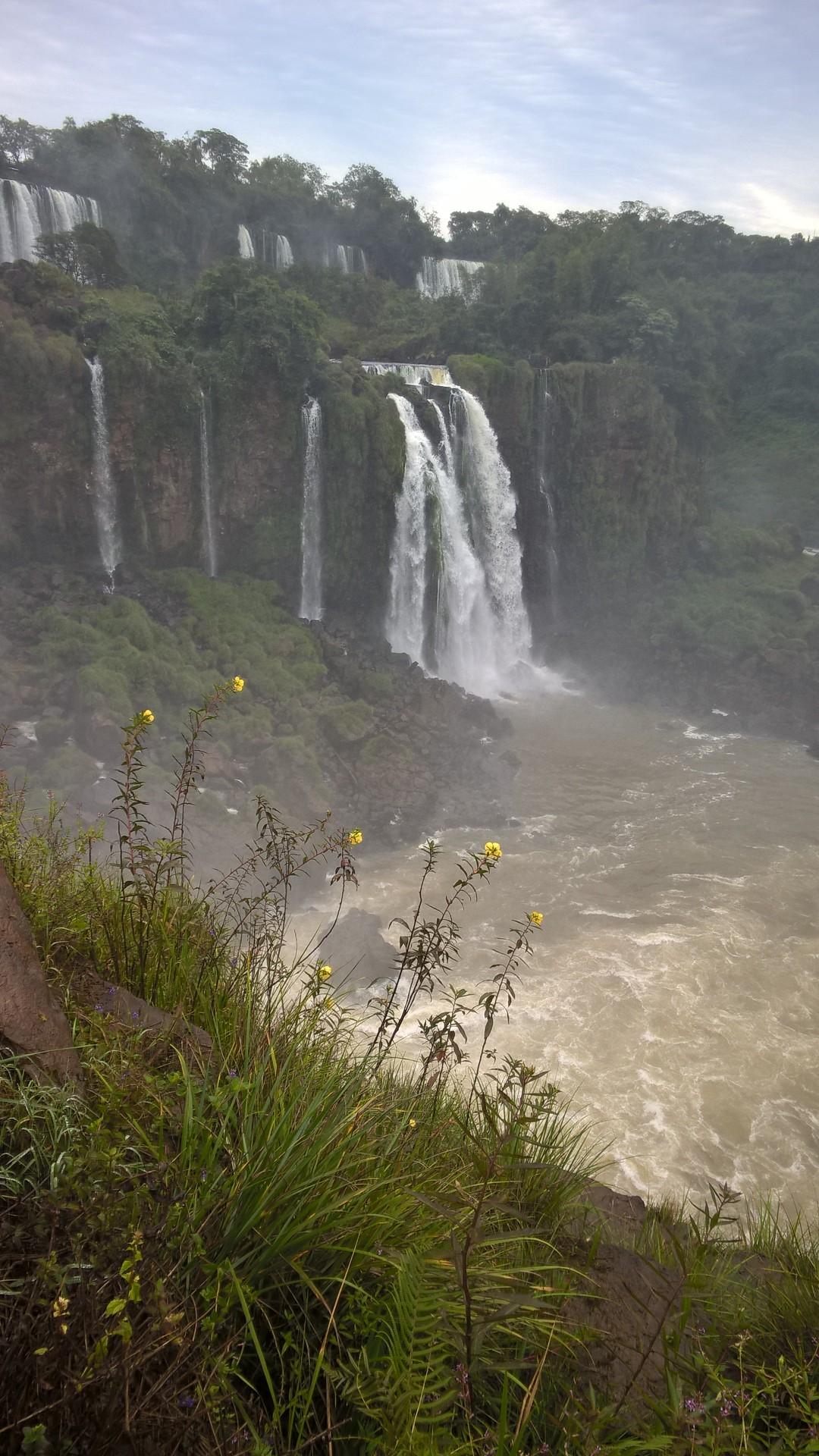 Водопад Игуасу, Аргентина