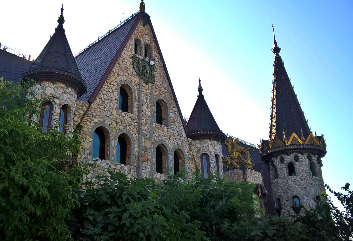 Замок Равадиново, Созополь, Болгария