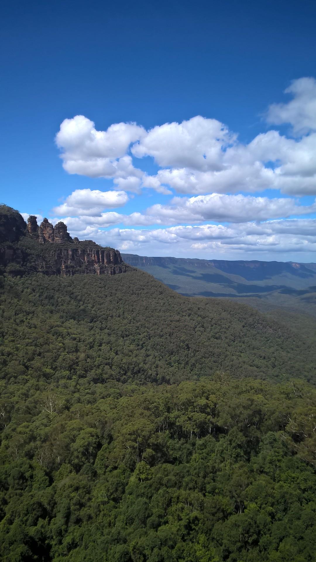 Парк Блю Маунтинс, Голубые горы, Австралия