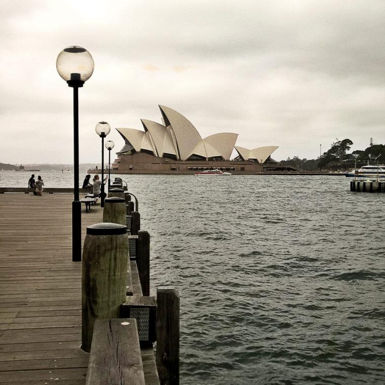 Маршрут на 2 недели знакомства с Австралией