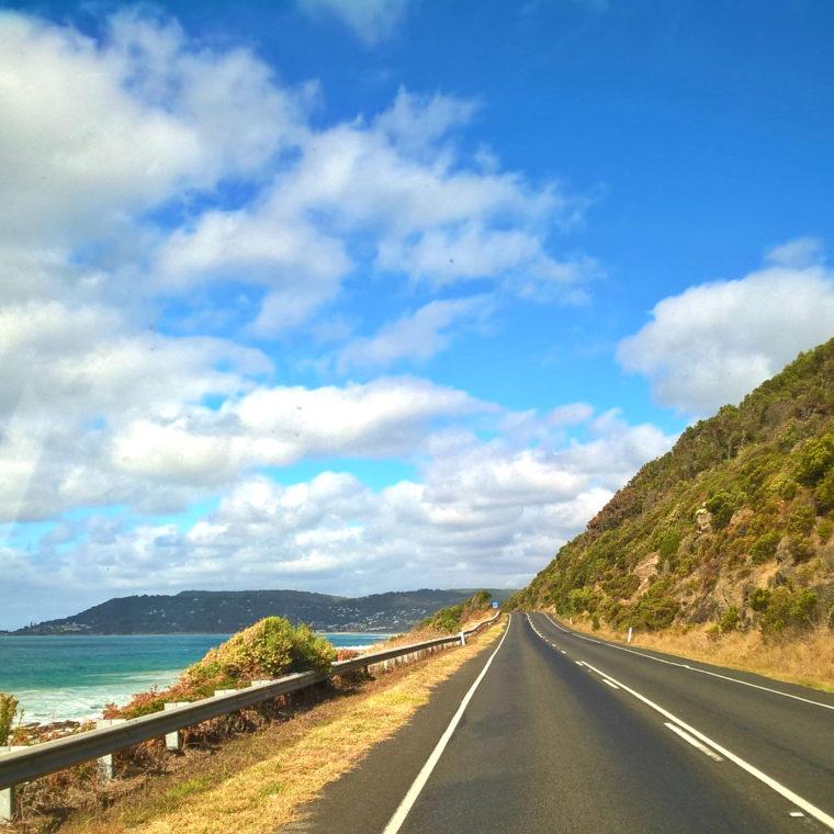 Грейт оушен роуд или Великая океанская дорога