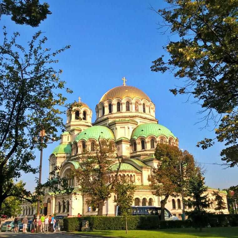 София: маршрут на один день