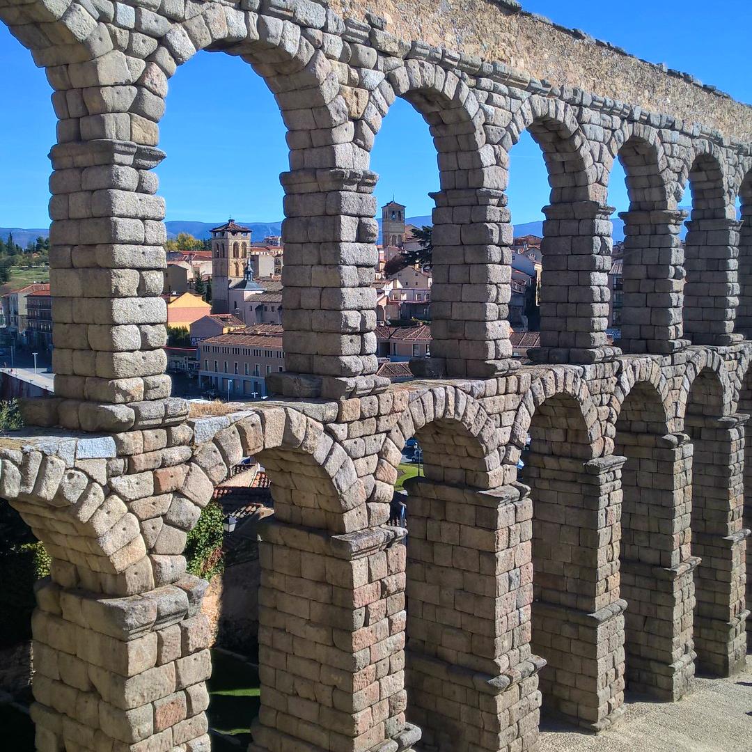 Сеговия - акведук