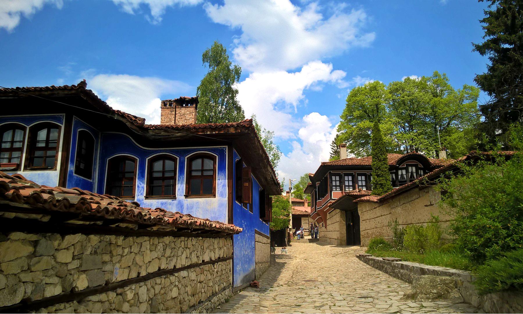 Деревня Копривщица, Болгария