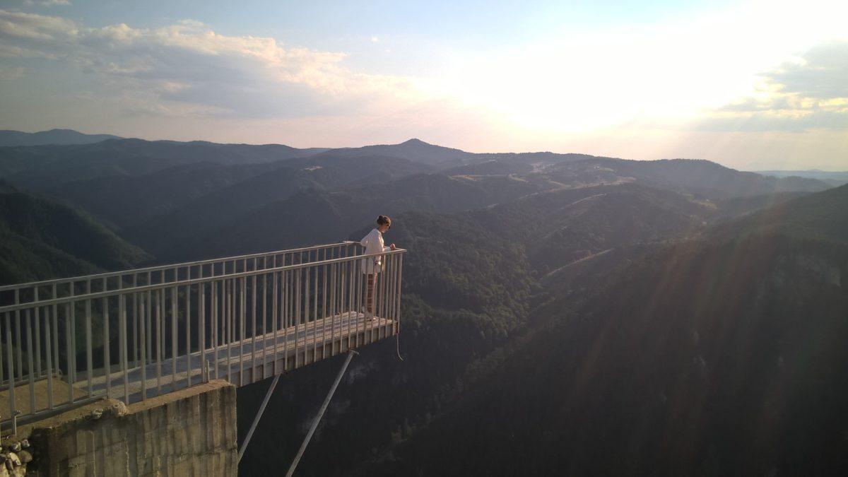 Смотровая Орлово око, Болгария