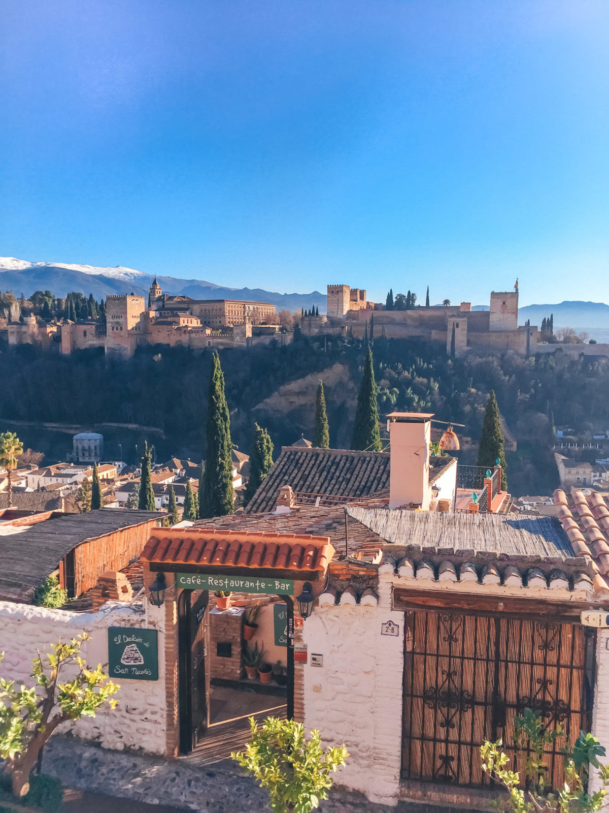 Гранада - Что посмотреть в испанской Андалусии?