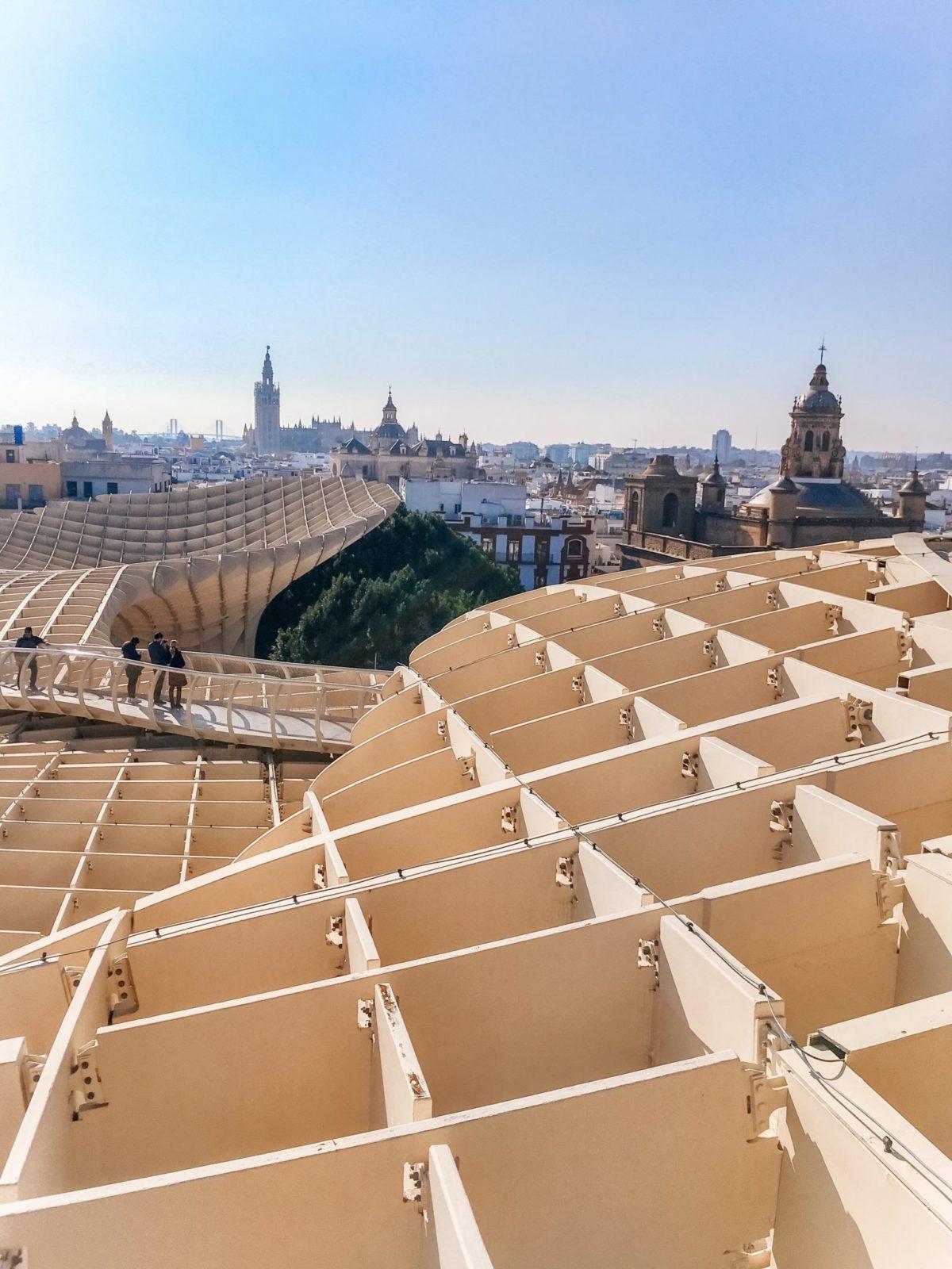 Севилья - Что посмотреть в испанской Андалусии?