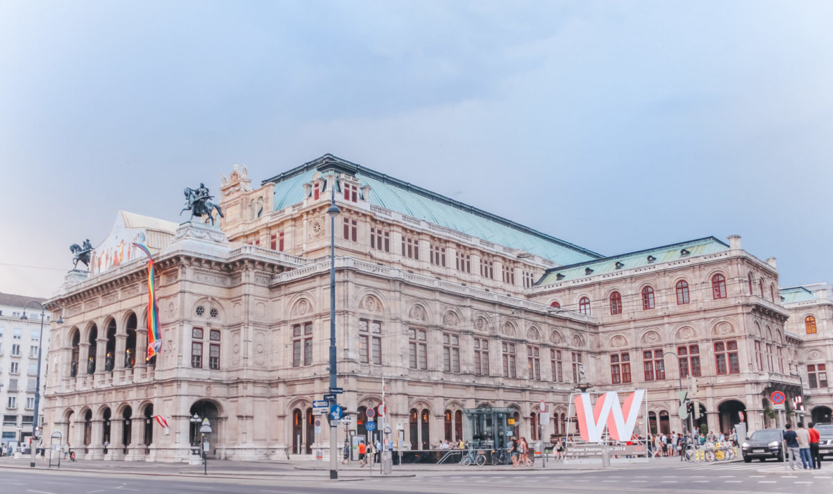 Венская опера, Австрия