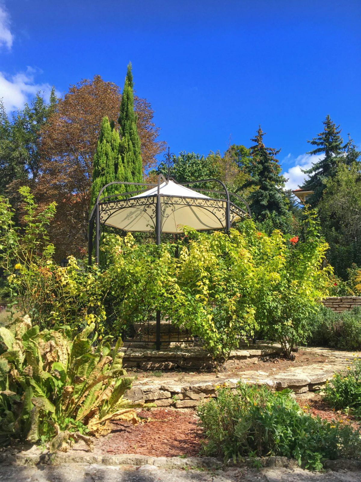 Ботанический сад в Балчике, Болгария