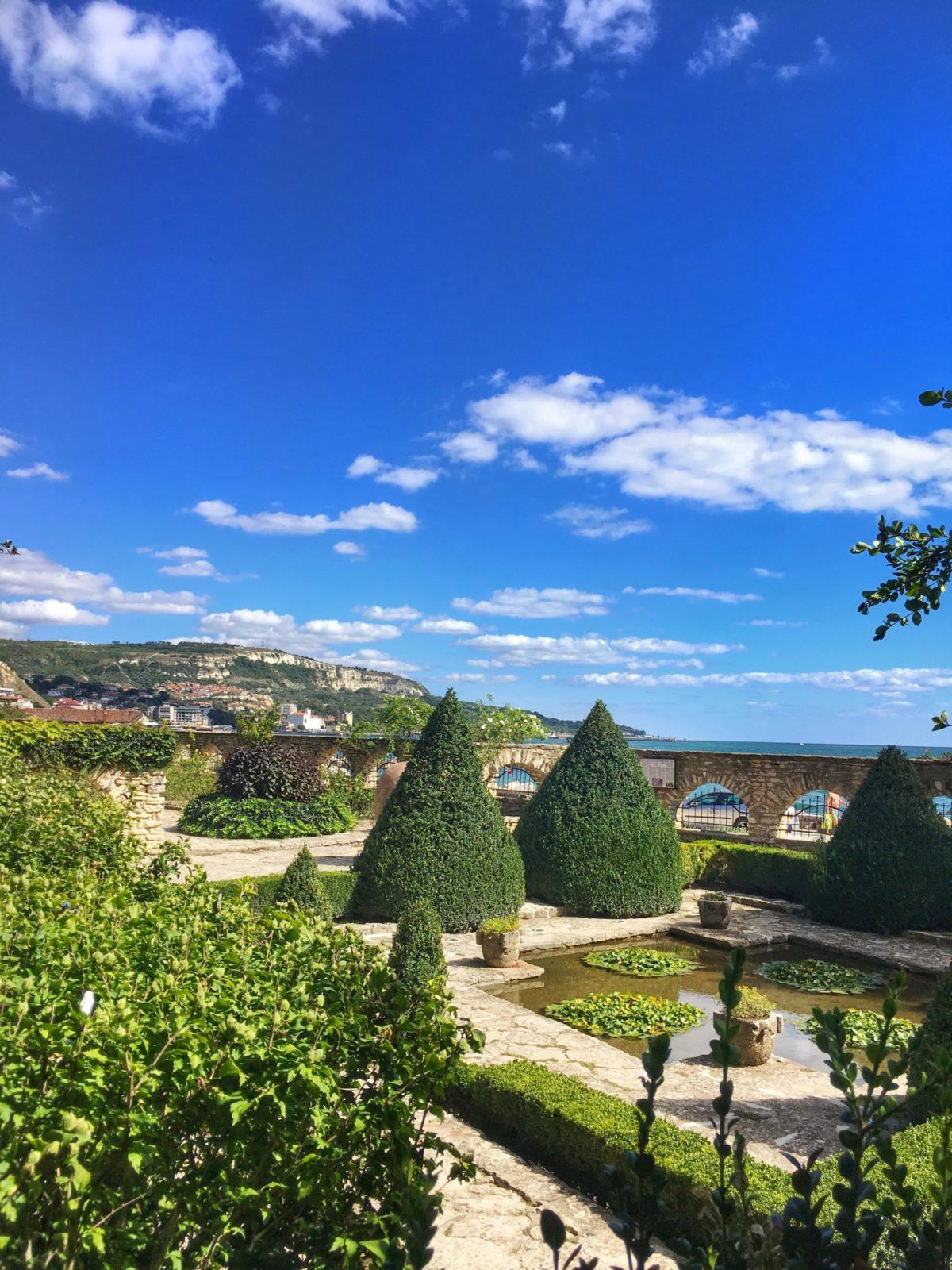 Ботанический сад Балчика, Болгария