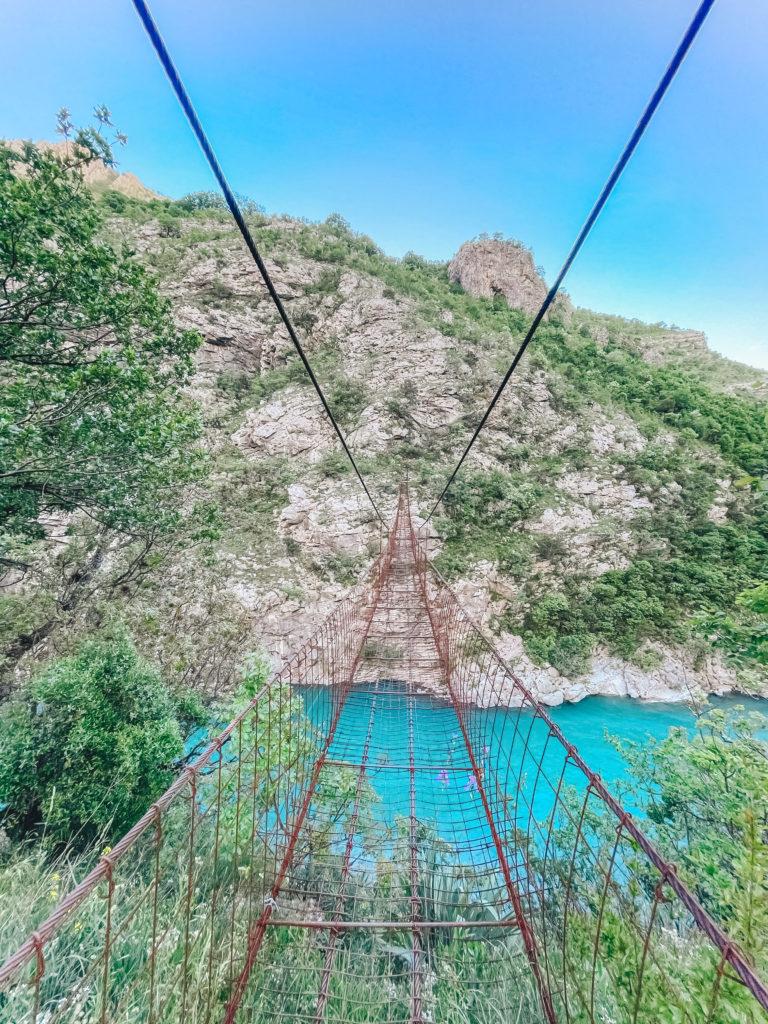 Каньон реки Морача - топ мест в Черногории