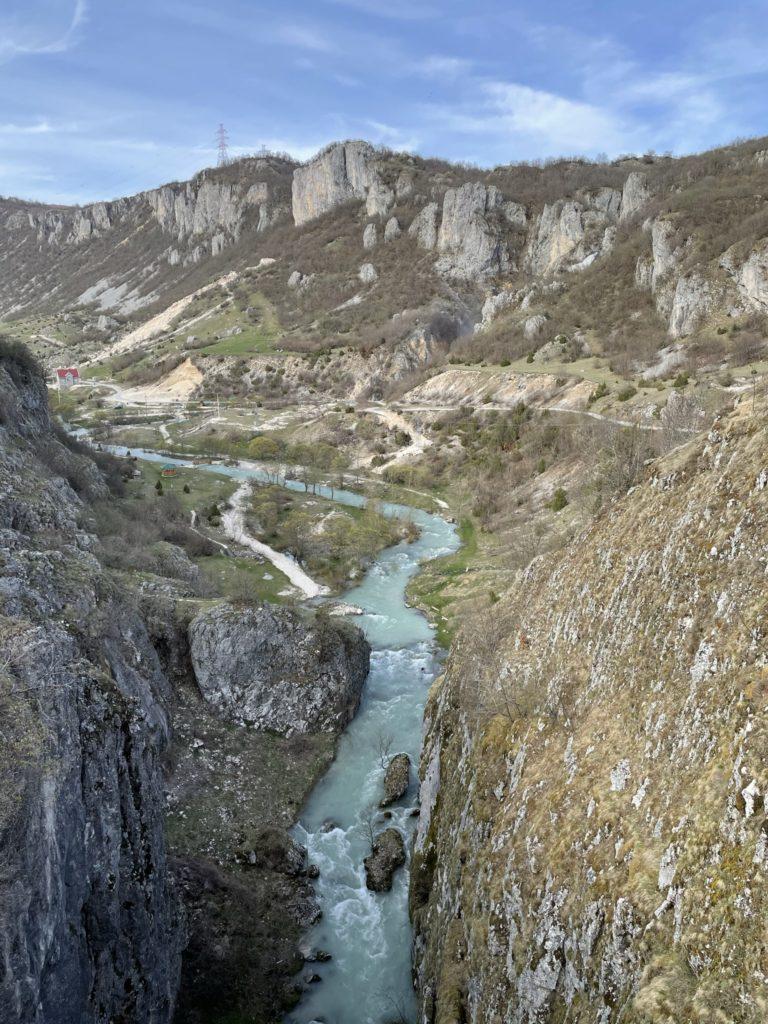 Каньон Невидио - топ мест в Черногории
